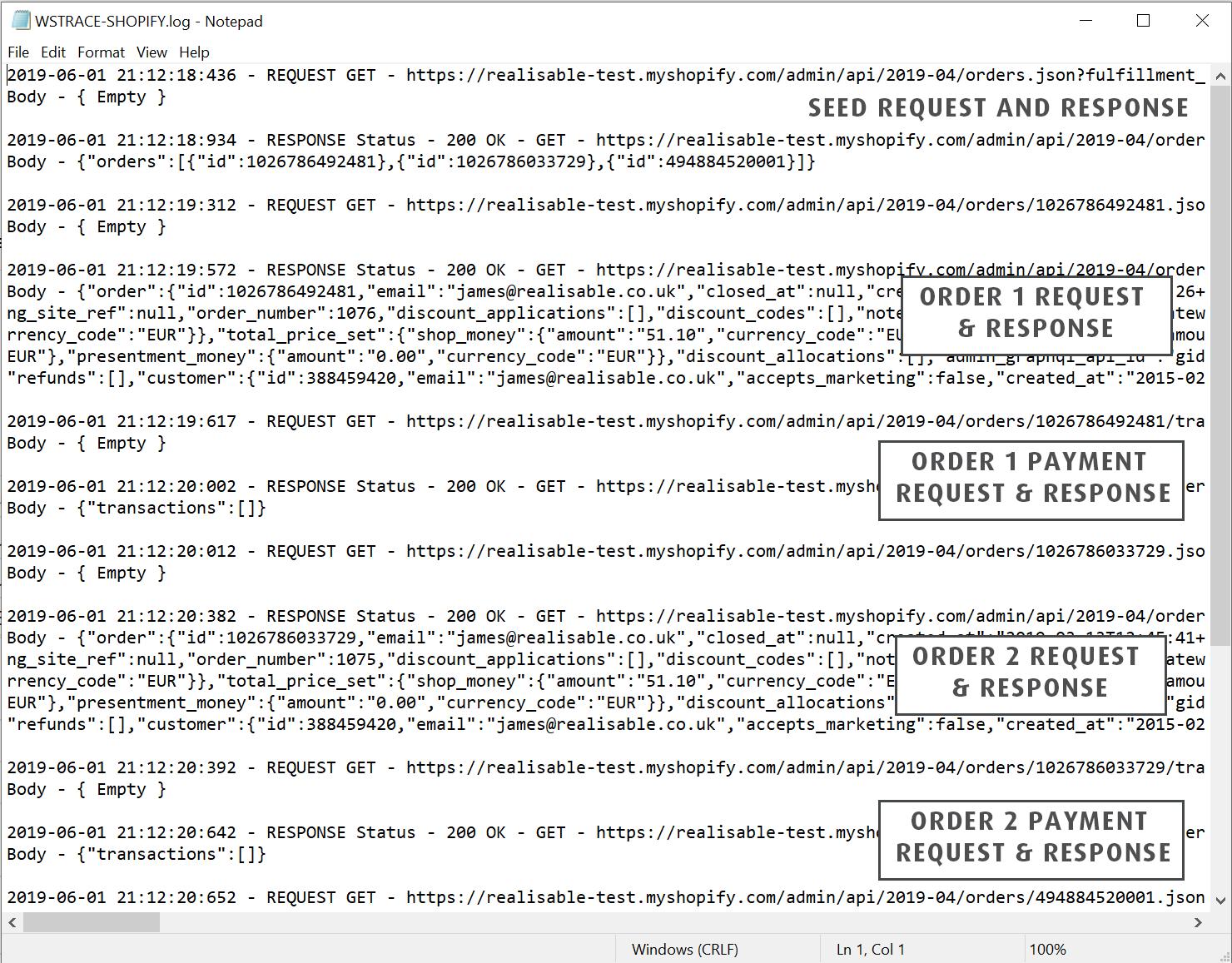 Webservice Stepped Reader | Integration Cookbook | Realisable