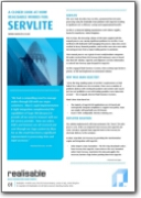 Servlite GXS/Freeway EDI Intgration Case Study